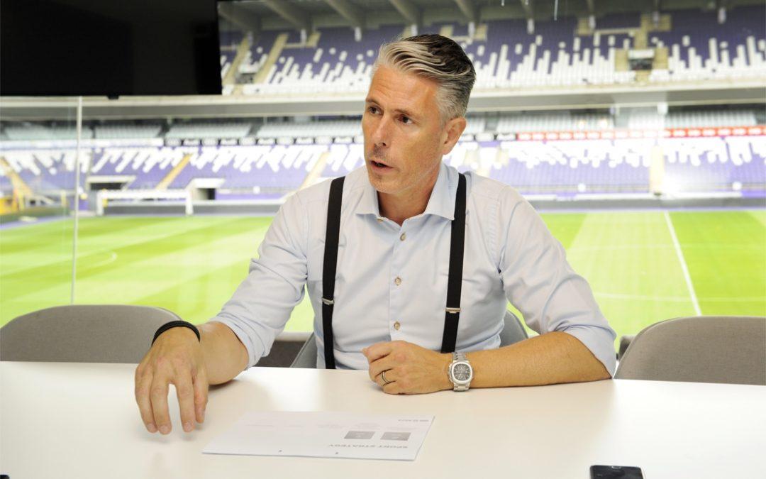 """Anderlecht-manager Michaël Verschueren verbijt ontgoocheling na gemiste transfer: """"Ik zou nooit doen wat Club Brugge deed"""""""