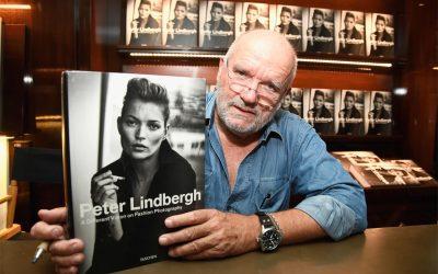 Beroemde modefotograaf Peter Lindbergh overleden